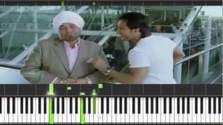 Yeh dooriyan - Love Aaj Kal - Piano Instrumental Cover  - Manoj Yarashi