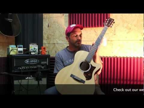 Martin GPCPA4 SAPELE Guitar Review w/ Travis Style Cover