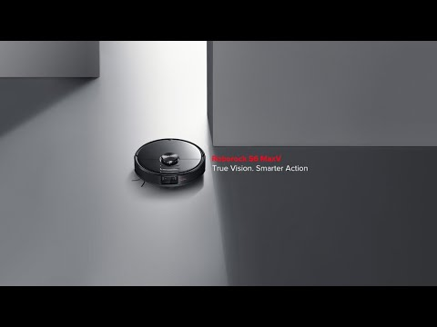 Introducing Roborock S6 MaxV