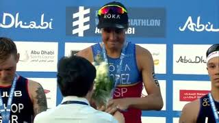 ITU Top 10 Moments of 2017 - Javier Gomez Returns after Injury