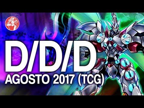 DDD TCG LINK FORMAT (AUGUST/ Agosto 2017) [Duels & Decklist] (Yu-Gi-Oh) Post COTD