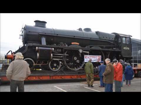 'BAHAMAS' steam locomotive
