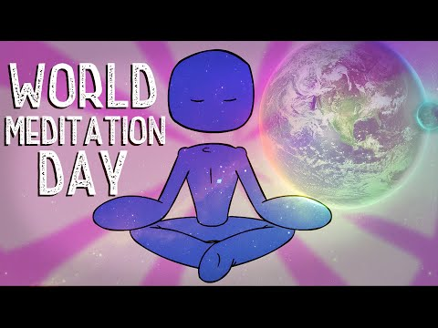 Join The World's Largest Synchronized Global Meditation!