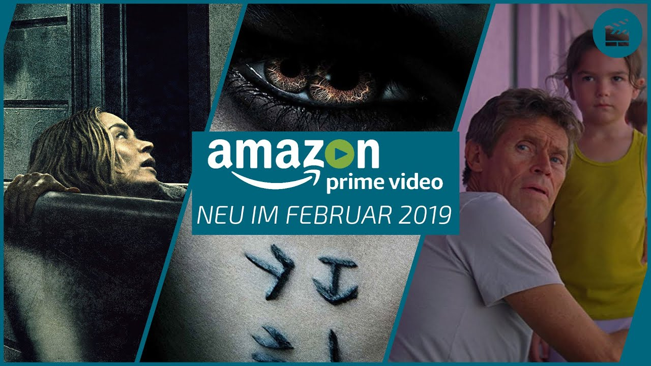amazon prime video neu
