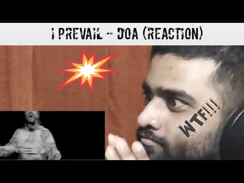 I Prevail feat. Joyner Lucas – DOA (Reaction gone anti-religious) • [Alive In Atlantis]