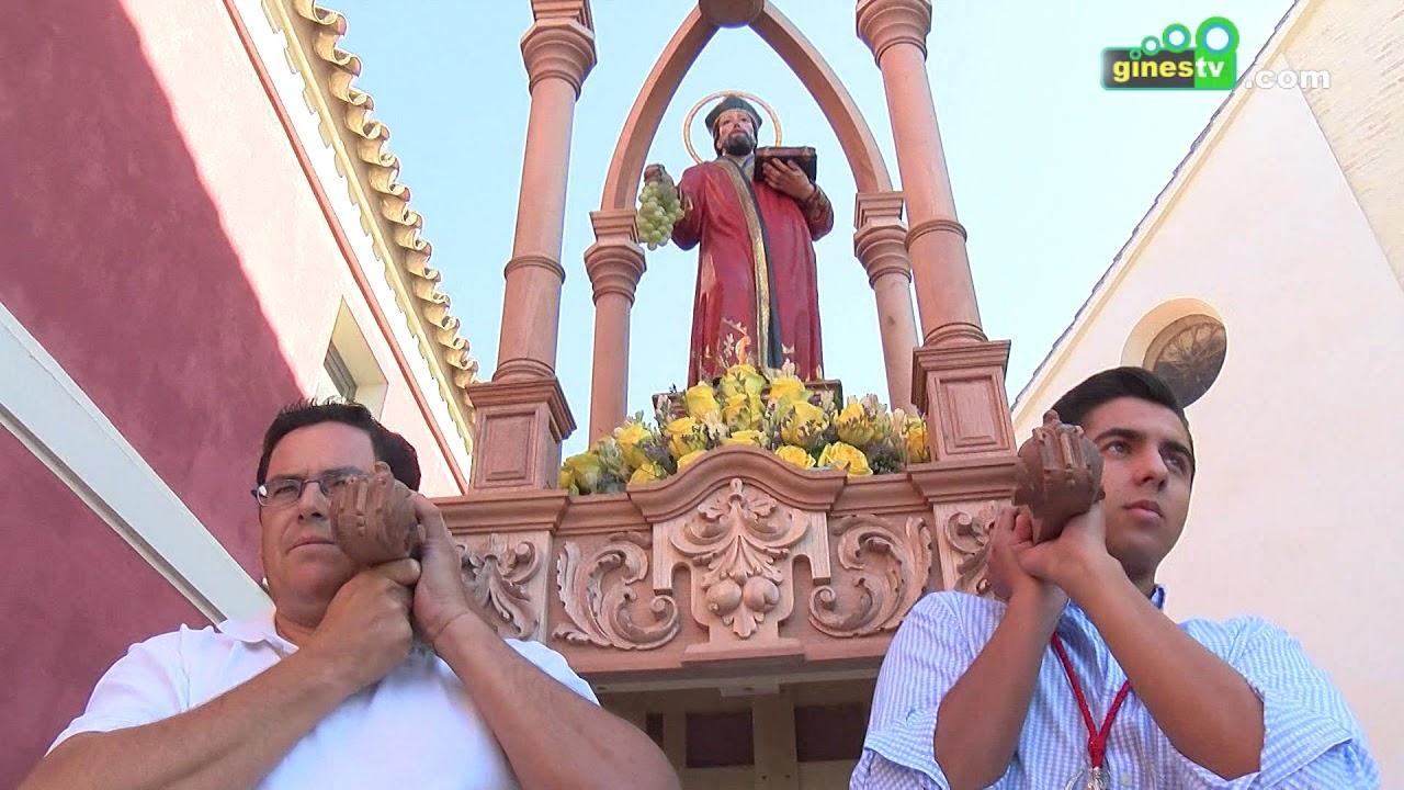 Gines celebra este domingo día 2 la Romería en honor al Patrón San Ginés