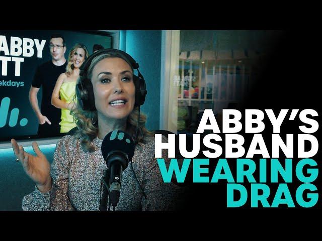 Abby's Husband Wearing Drag | B105