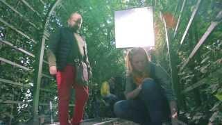 Backstage  клипа Дениса Клявера