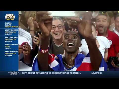 Rio 2016 Olympics Highlights | Usain Bolt | Mo Farah | Van Niekerk | Thiam | Ian Deeth - FOX SPORTS