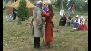 Festyn średniowieczny Pastuchów 09.08.2008 r.