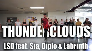 LSD feat. Sia, Diplo & Labrinth | THUNDERCLOUDS | JB Choreography