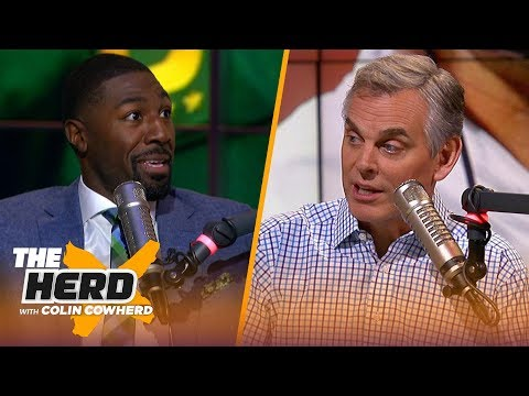 Greg Jennings is ok with Rodgers confronting Matt LaFleur, thinks Dak is on fire | NFL | THE HERD