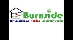 Burnside Air Conditioning, Heating & Indoor Air Quality - HVAC Services - McKinney, TX