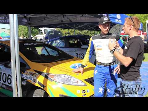 2013 Oregon Trail Rally - Newcomer Brendo Reeves Takes the Win in 2WD