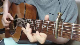 世界には愛しかない / 欅坂46 ソロギター