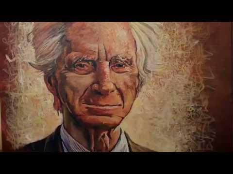 Bertrand Russell Painting - Timelapse