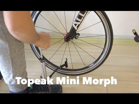 Topeak Mini Morph Mini Floor Pump