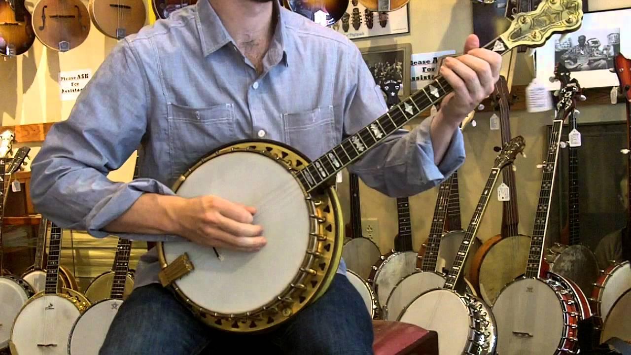 Vega Artist Banjo SOLD!