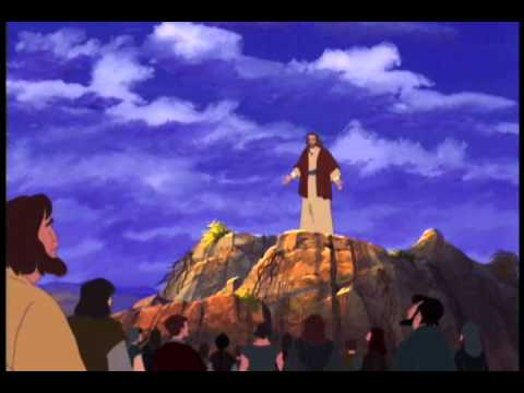 Animated Bible Story of The Lord's Prayer On DVD