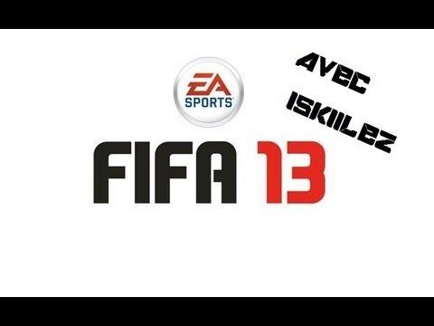 [ FIFA 13 ] Brésil VS France en musique by iSkiilez