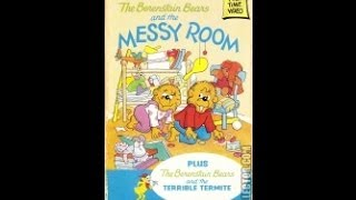 Opening To The Berenstain Bears And The Messy Room 1988 VHS