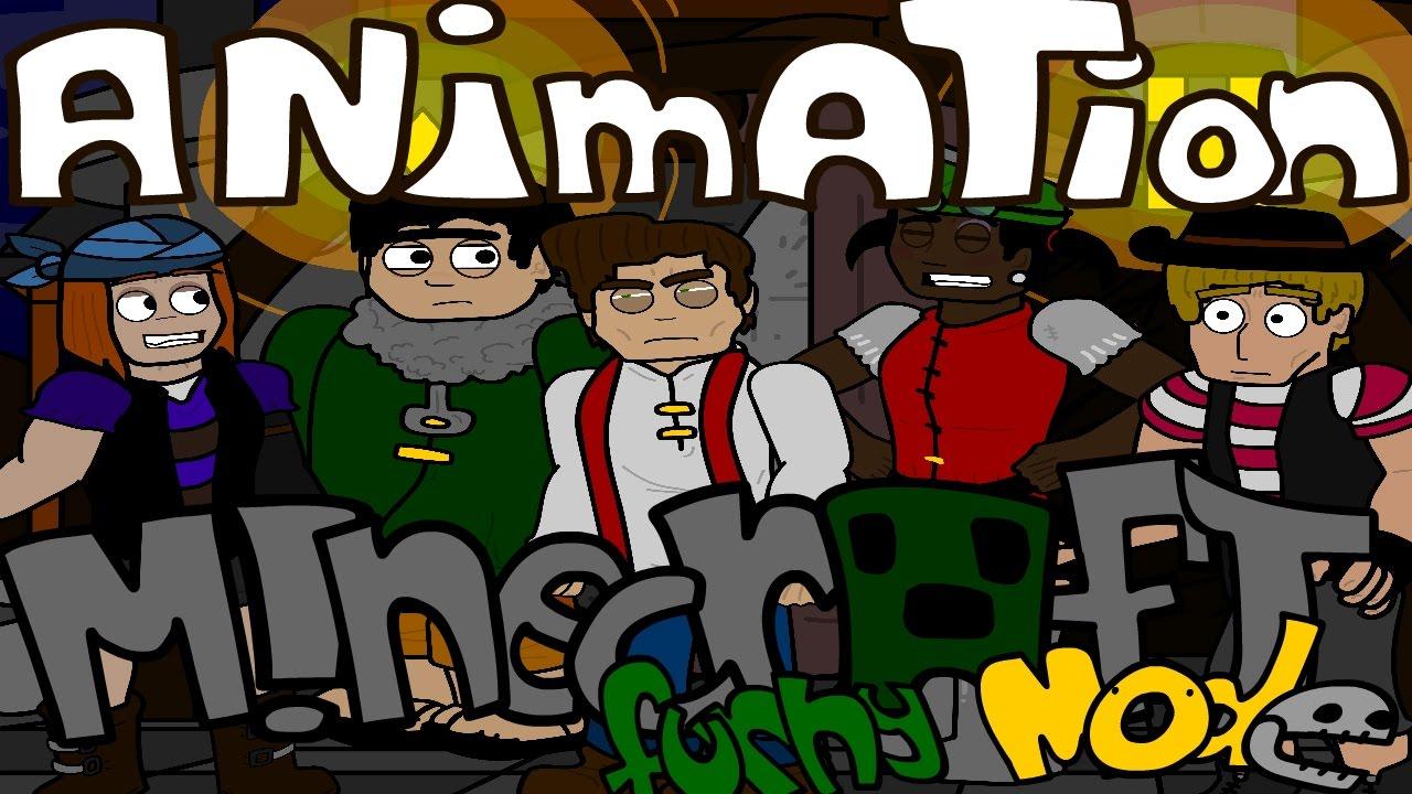 Epic Animation Minecraft Story Mode Youtube