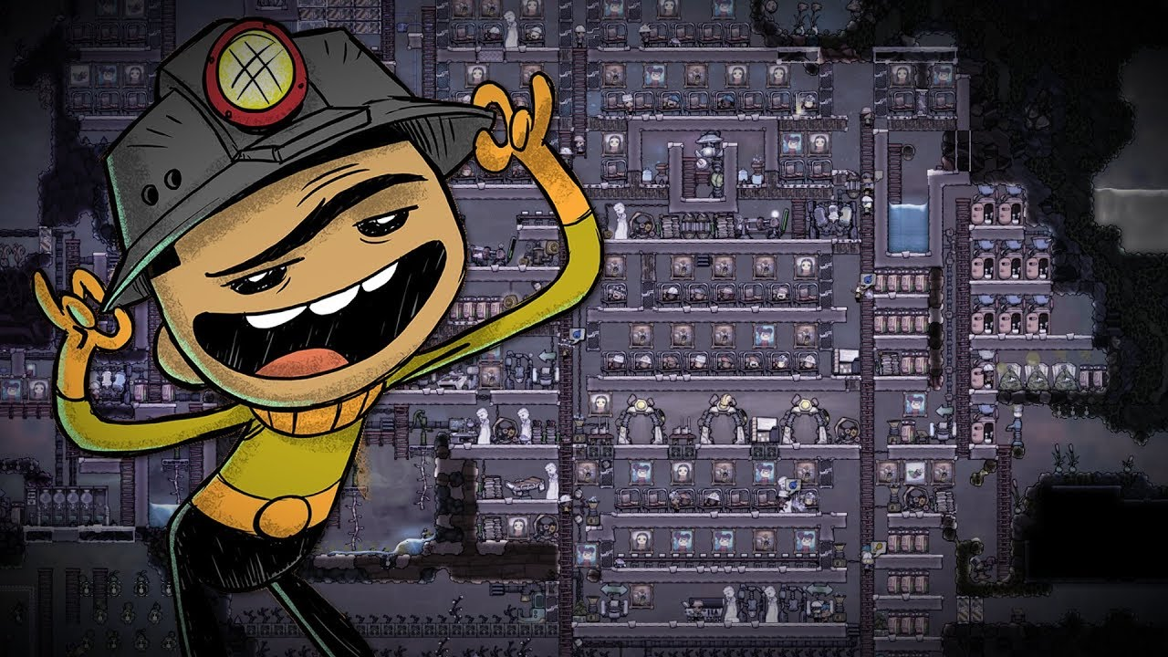 Over 50 Duplicants! 3 Printer Challenge Oxygen Not Included Part 10