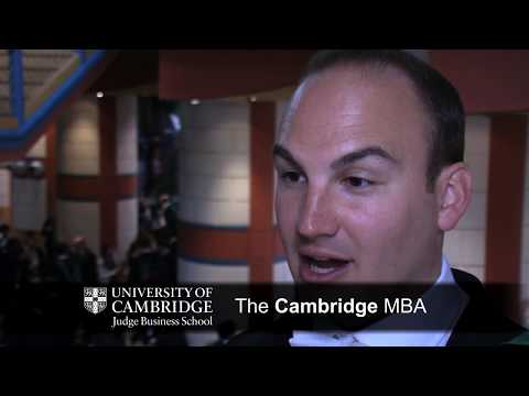 The Cambridge MBA: tailoring your MBA