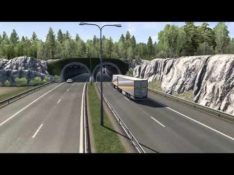Euro Truck Simulator 2 (Beyond The Baltic Sea) |