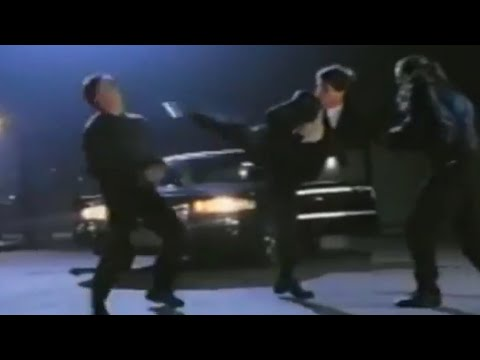"Pure Fight Scenes: David Bradley ""White Cargo"" (1996) Tommy 'Tiny' Lister"