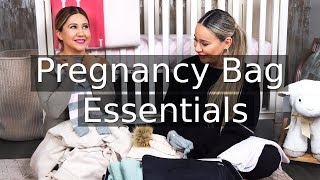 What To Pack In My Hospital Bag- Pregnancy Bag Essentials!