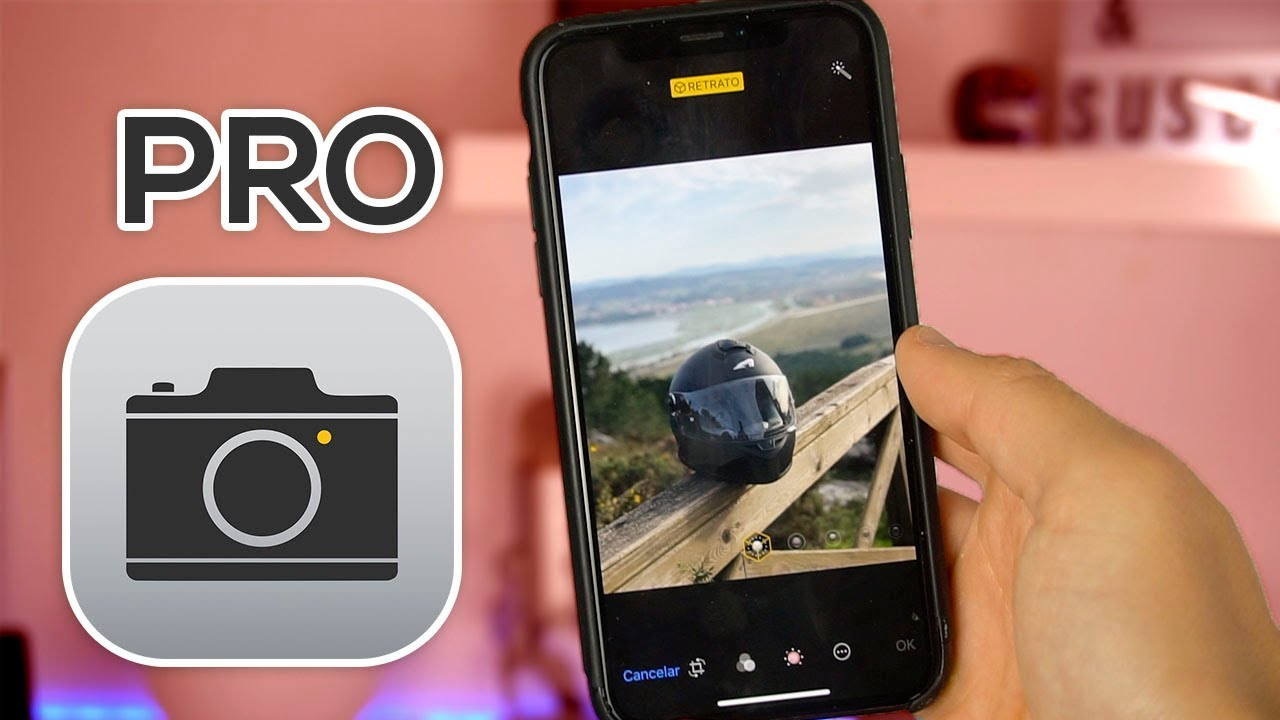 Sacar Fotos Profesionales En Iphone Es Así De Fácil Youtube