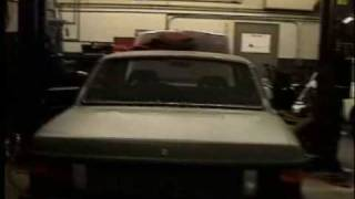 1979 Volvo 242 B23e, 405 Head, K cam, Flowmaster Exhaust, Test Clip