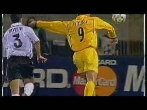 Leeds United 1 Barcelona 1 Champions League 24th Oct 2000 Part 2
