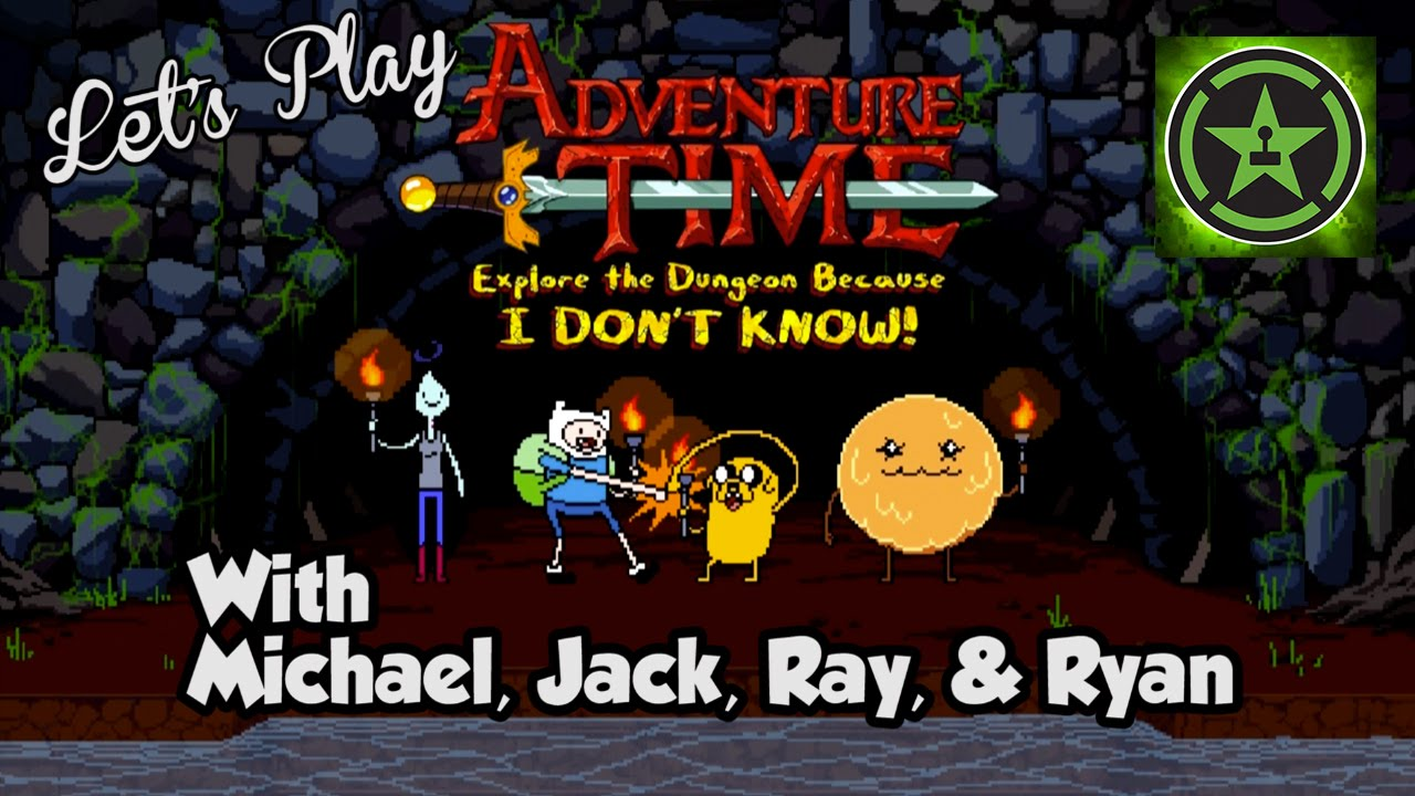 Adventure Time Explore The Dungeon Because I Don T Know Crappy Games Wiki