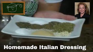 Homemade Italian Dressing, Italian Dressing Recipe - Homemade Italian Dressing Mix