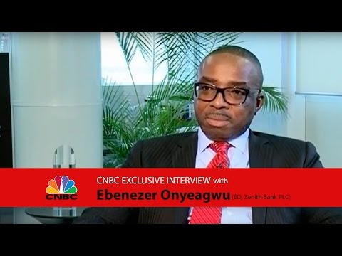 Zenith Bank ED chats with CNBC on the bank's Q3 Results.