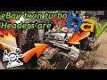 - Fix or Fab: eBay SBC twin turbo headers unboxing