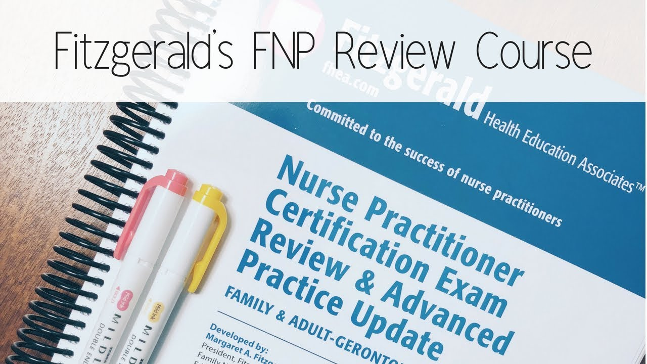 Fitzgerald Fnp Boards Review Review Of The Review Life Updates