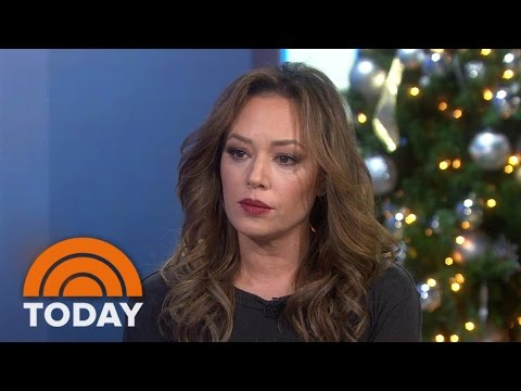 Leah Remini On Her Battle Against Scientology: 'I'm Doing This For The Victims' | TODAY