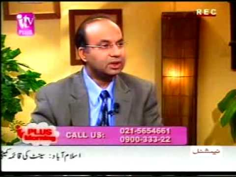 Dr Azim Khan on Indus TV (P2)