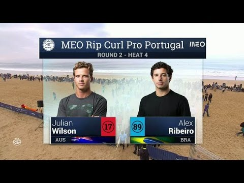 Meo Rip Curl Pro Portugal: Round Two, Heat 4