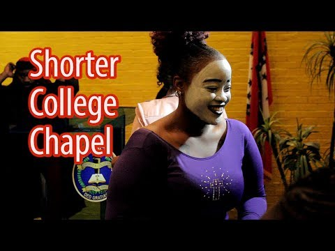 Shorter College Chapel - From Weeping To Worshipping