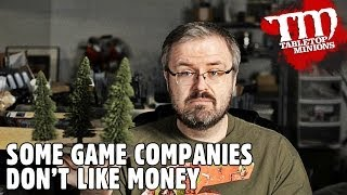 Some Game Companies Don't Like Money