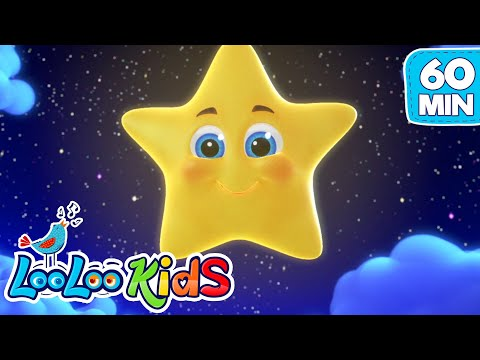 Twinkle, Twinkle, Little Star  Fun Sgs for Children  LooLoo Kids