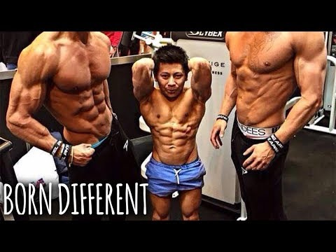The Bodybuilding Champ With Dwarfism | BORN DIFFERENT