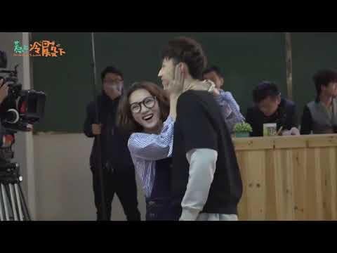Accidentally in love behind the scenes Chinese drama #10