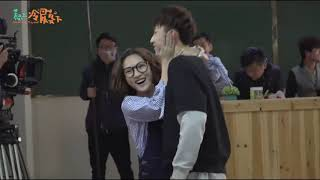 Download Accidentally in love behind the scenes Chinese drama #10