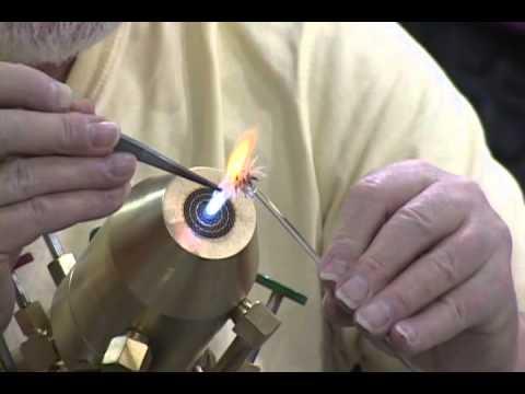 2010 Glass Masters Series Paul Stankard