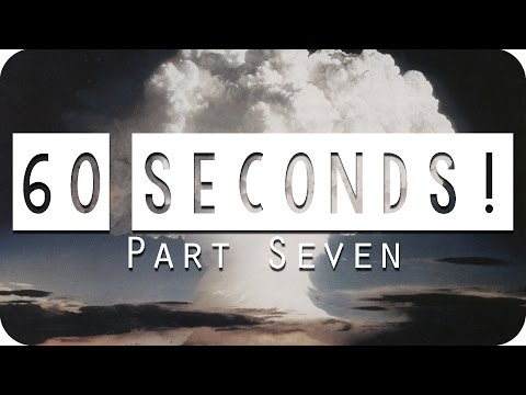 60 Seconds Gamplay - #07 - Trying Easy! - Let's Play